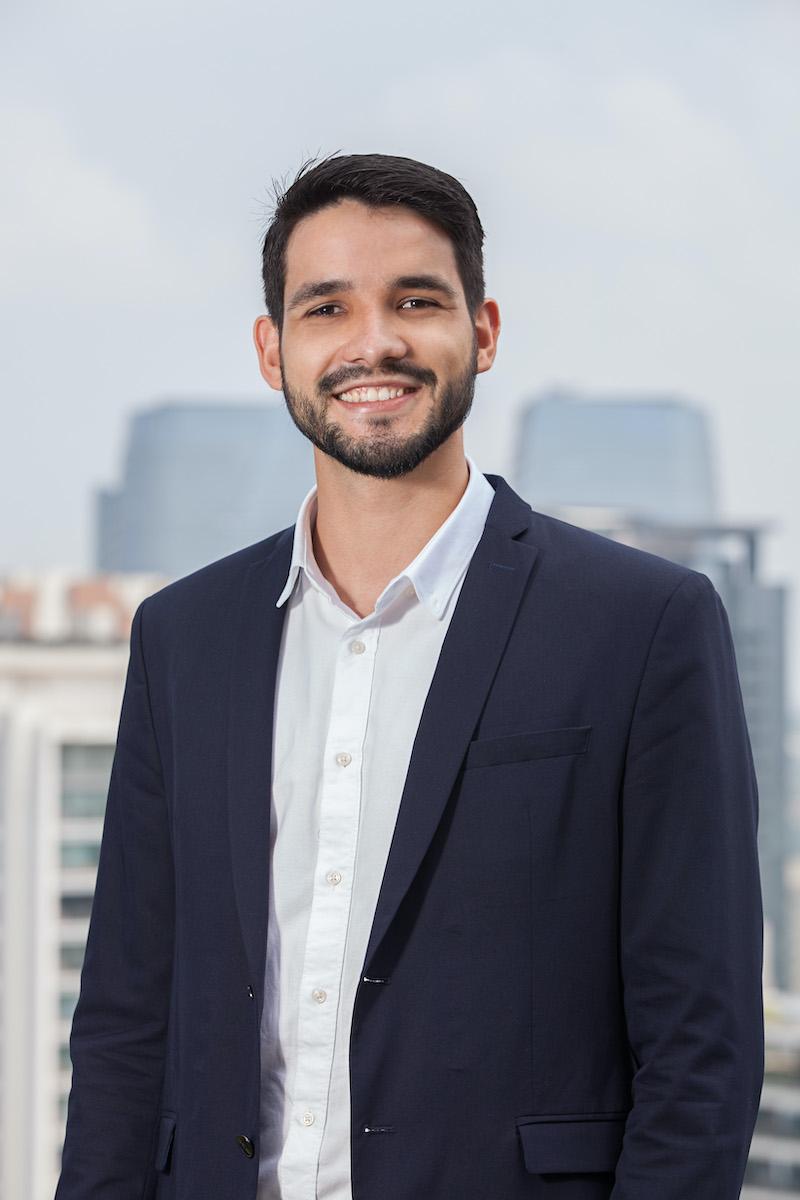 Markos Monteiro